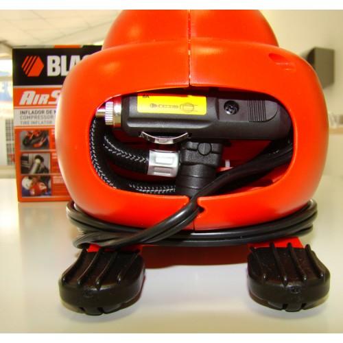 Компрессор автомобильный Black-Decker ASI200 - фото 8