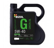 BIZOL Green Oil 5W-40 4л.