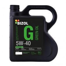 BIZOL Green Oil 5W-40 4л.