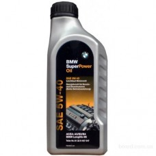 Моторное масло BMW Super Power Oil 5w-40 1л.
