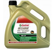 Castrol EDGE Turbo diesel 0W-30 5л.