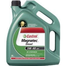Castrol Magnatec Diesel DPF 5W-40 5л.