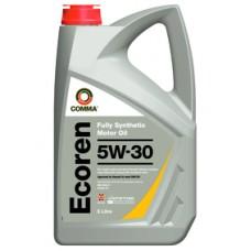 Моторное масло Comma Ecoren 5W-30 5л.
