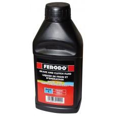 Тормозная жидкость FERODO DOT-4 1л.