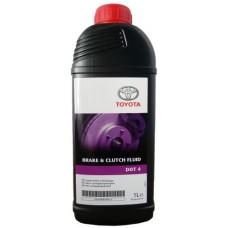 Тормозная жидкость Toyota DOT-4, 1л.