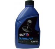 Трансмиссионное масло Elf Tranself Typ  80w-90 1л .