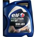 Моторное масло Elf Evolution 900 NF 5w-40 5л.