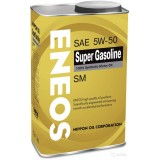 ENEOS SUPER GASOLINE 100% SYNTHETIC 5W-50 4Л.