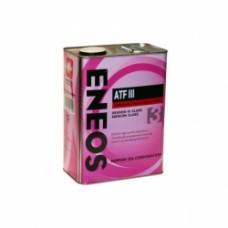 Трансмиссионное масло Eneos Dexron III 4л.