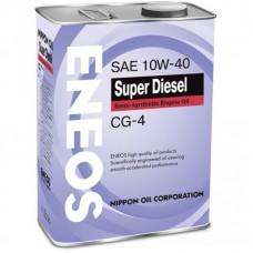 ENEOS  Super Diesel  CG-4 10W-40 1Л.