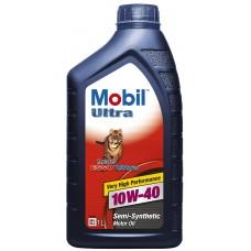 Моторное масло Mobil ULTRA 10W/40, 1 л,