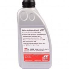 Жидкость для АКПП Febi 22806 ATF (красная) 1 литр.