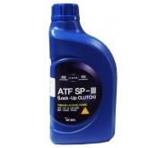 Трансмиссионное масло Hyundai ATF SP III 4л.