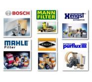 Большой выбор фильтров: масляные фильтры, топливные фильтры, воздушные фильтры, салонные фильтры.