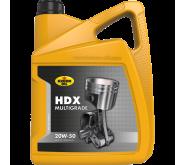 KROON OIL HDX 20W-50 5л.