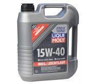 Liqui Moly МoS2 Leichtlauf 15W-40, 5л.