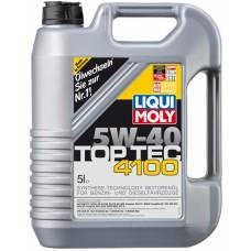 Liqui Moly Top Tec 4100 5W-40 5л.