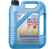 Liqui Moly Leichtlauf High Tech 5W-40, 5л.