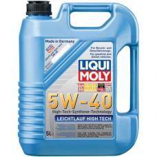 Масло моторное Liqui Moly Leichtlauf High Tech 5W-40 (5Л).