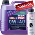 Liqui Moly Synthoil Energy 0W-40, 4л.