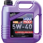 Liqui Moly Synthoil High Tech 5W-40, 4л.