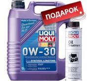 Liqui Moly Synthoil Longtime 0W-30, 5л.