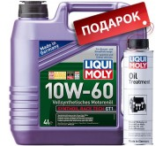 Liqui Moly Synthoil Race Tech GT1 10W-60, 4л.