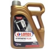 LOTOS SYNTHETIC PLUS 5W-40 4Л. (СИНТ.)
