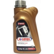 Моторное масло LOTOS SYNTHETIC PLUS 5W-40 1Л. (СИНТ.)