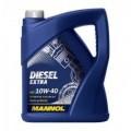 Моторное масло Mannol (Манол) Diesel Extra 10w-40 5л.