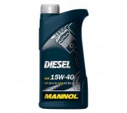 Mannol Diesel 15W40 1 л.