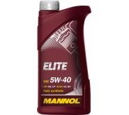 Моторное масло Mannol (Манол) Elite 5w40 1л.