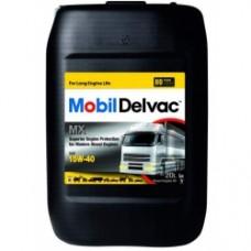 Масло моторное Mobil Delvac MX 15W-40 20 литров.