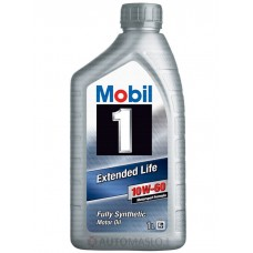 Mobil 1 Extended Life 10W-60 1л.