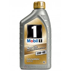 Mobil 1 New Life 0W-40 1л.