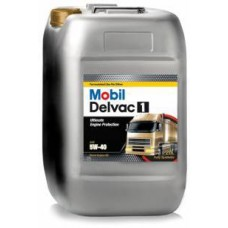 Mobil Delvac 1 SHC 5W-40 20л.