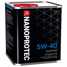 Моторное масло Nanoprotec Engine Oil 5W-40 1L