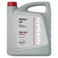 Масло моторное Nissan 5W-40 5 л.
