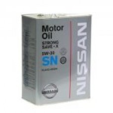 NISSAN SN STRONG SAVE X 5W30 4л.