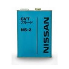 NISSAN CVT FLUID NS-2, 4L .