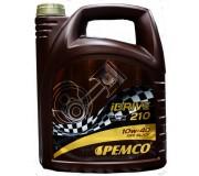 Моторное масло PEMCO iDRIVE 210 SAE 10W-40 SL/CF A3/B3 4 л .