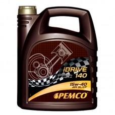 PEMCO iDRIVE 140 SAE 15W-40 SL/CF 5 л.