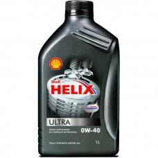 SHELL Helix Ultra 0W-40 1л.