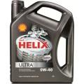 SHELL Helix Ultra 0W-40 5л.
