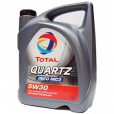 Масло моторное Total QUARTZ INEO MC3 5W-30 5л.