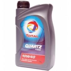 Моторное масло TOTAL QUARTZ 7000 10W-40 1л.