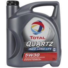 Моторное масло Total QUARTZ INEO LongLife 5W-30 5л.