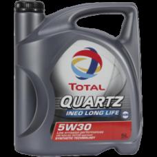 Моторное масло Total QUARTZ INEO LongLife 5W-30 5л.