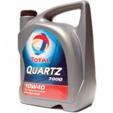 Моторное масло TOTAL QUARTZ 7000 10W-40 4л.