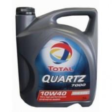 Моторное масло TOTAL QUARTZ DIESEL 7000 10W-40 5л.